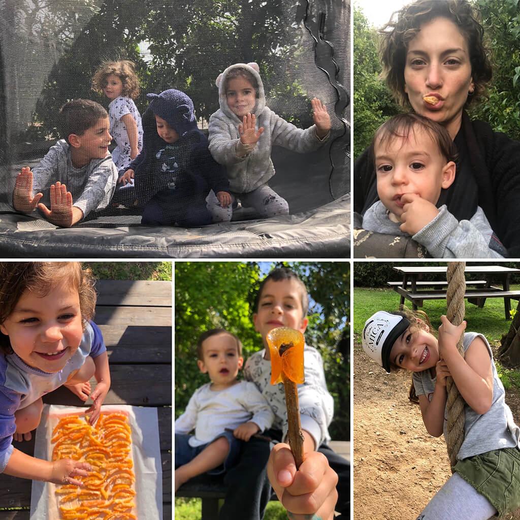 החיים עם ארבעה ילדים בצל הקורונה יכולים להיות מאתגרים עד מאוד. מה אנחנו עושים כדי לשמור על השפיות?