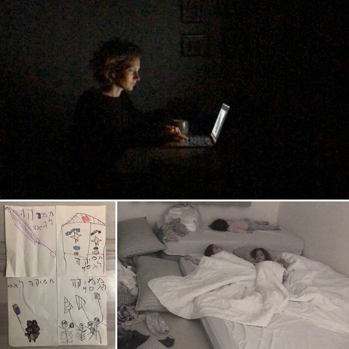 השעות האלה על המחשב בלילה טסות לי ואני לא מספיקה בהן כלום, חצי מתעפצת חצי נתפסת בשטויות ברשת